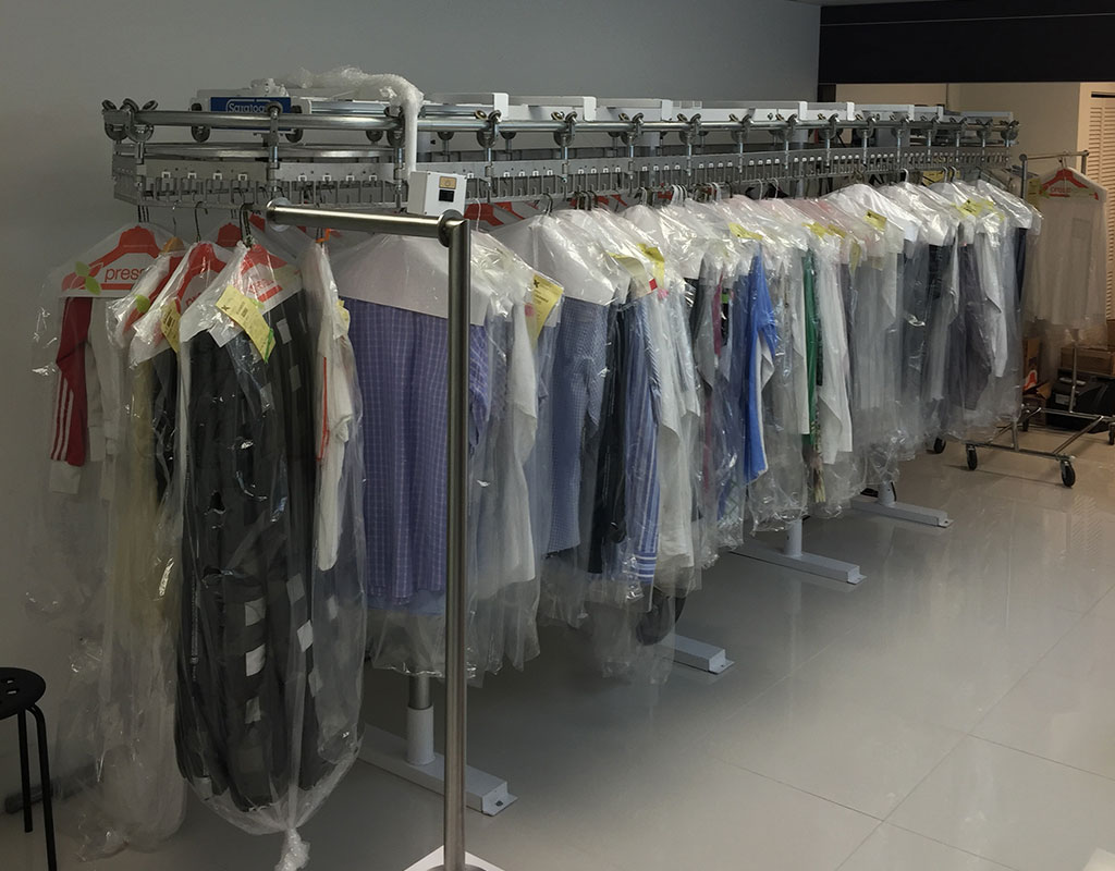 Dry Cleaning service Miami Midtown
